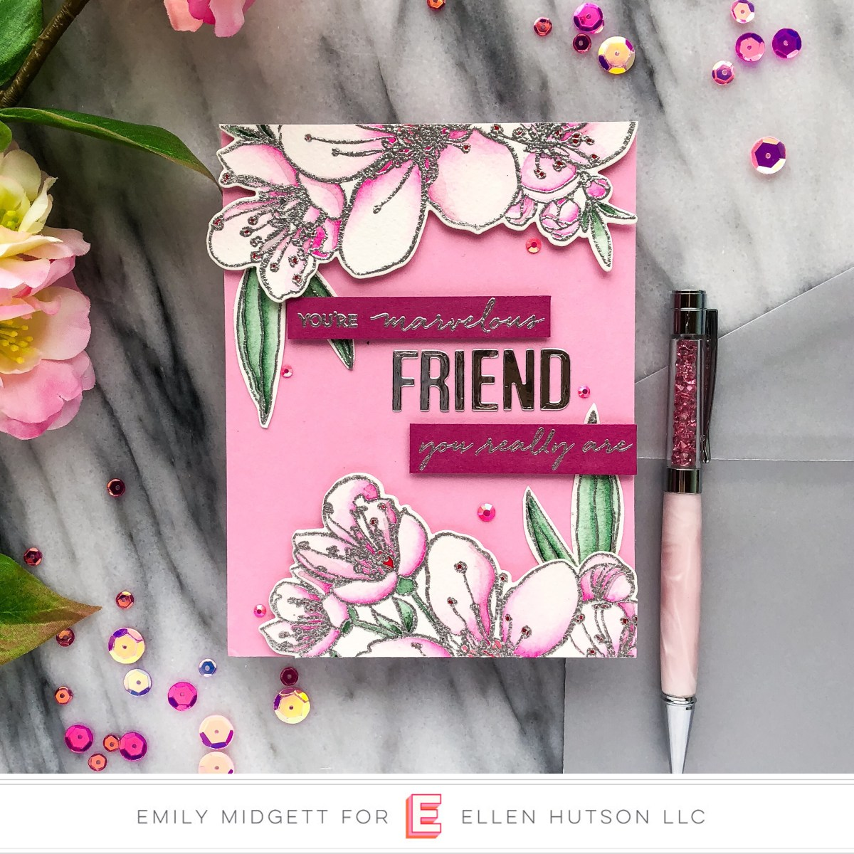 Ellen Hutson May Essentials By Ellen Release!